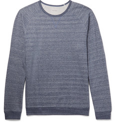 Paul Smith Mélange Loopback Cotton-Jersey Sweatshirt