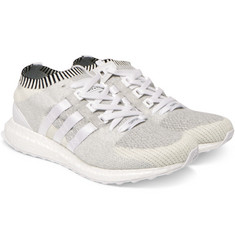 adidas Originals - EQT Support Ultra Rubber-Trimmed PrimeKnit Sneakers
