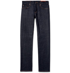 Jean Shop Jim Skinny-Fit Selvedge Denim Jeans