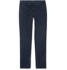 Aspesi Slim-Fit Cotton-Twill Chinos
