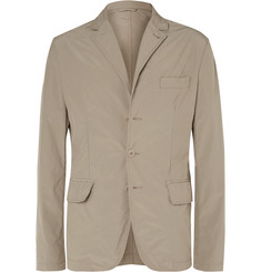 Aspesi - Beige Slim-Fit Shell Blazer