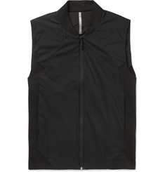 Arc'teryx Veilance Quoin Slim-Fit Shell and Wool-Blend Ponte Gilet
