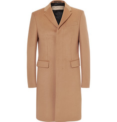 Burberry - Virgin Wool and Cashmere-Blend Overcoat