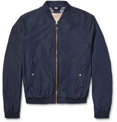 Burberry Shell Bomber Jacket