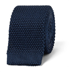 Burberry 5cm Knitted Silk Tie