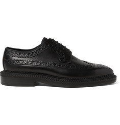 Burberry Leather Wingtip Brogues