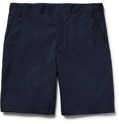 Lanvin Slim-Fit Cotton-Twill Bermuda Shorts