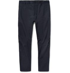 Lanvin Tapered Cotton-Twill Trousers