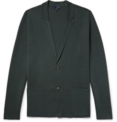 Lanvin Wool and Silk-Blend Cardigan