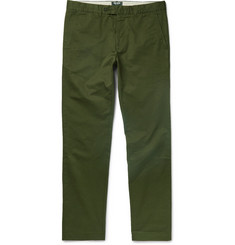 Todd Snyder Hudson Cotton-Twill Chinos