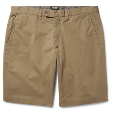Todd Snyder Hudson Slim-Fit Cotton-Twill Chino Shorts