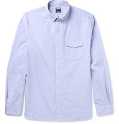 Todd Snyder - Slim-Fit Button-Down Collar Cotton-Poplin Shirt