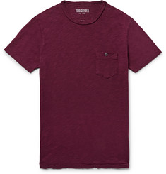 Todd Snyder Slim-Fit Slub Cotton-Jersey T-Shirt