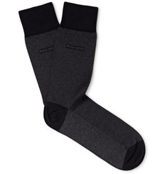Hugo Boss Cotton-Blend Socks