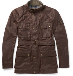 Belstaff Roadmaster Slim-Fit Waxed-Cotton Jacket