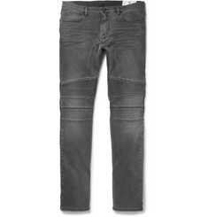 Belstaff Eastham Slim-Fit Washed Stretch-Denim Jeans