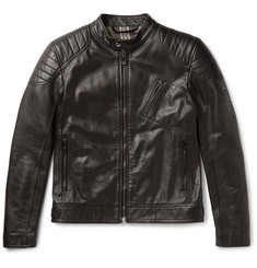 Belstaff Sandway Leather Biker Jacket