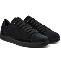 Brioni - Two-Tone Suede Sneakers