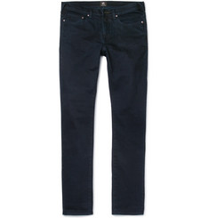 PS by Paul Smith Slim-Fit Tapered Overdyed Denim Jeans