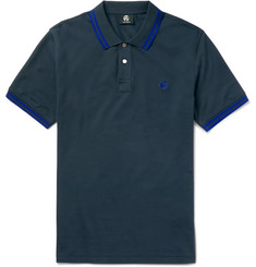 PS by Paul Smith Slim-Fit Contrast-Tipped Cotton Polo Shirt