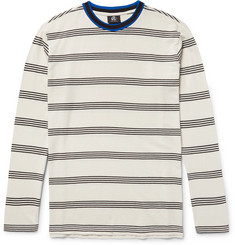 PS by Paul Smith Slim-Fit Striped Cotton T-Shirt