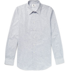 PS by Paul Smith Slim-Fit Printed Cotton Shirt