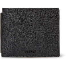 Lanvin Full-Grain Leather Billfold Wallet