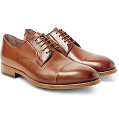 Paul Smith - Ernest Polished-Leather Derby Shoes