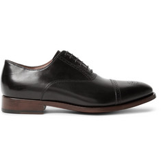 Paul Smith Berty Polished-Leather Oxford Brogues