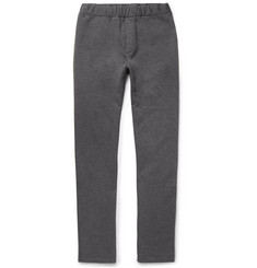 Bottega Veneta Fleece-Back Cotton and Wool-Blend Jersey Sweatpants