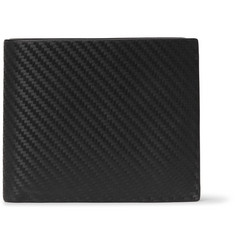 Dunhill Embossed Chassis Leather Cardholder