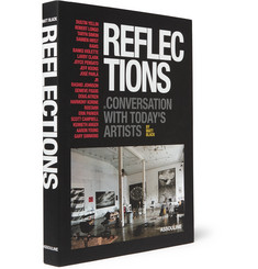 Assouline Reflections by Matt Black: In Conversation with Today's Artists Hardcover Book