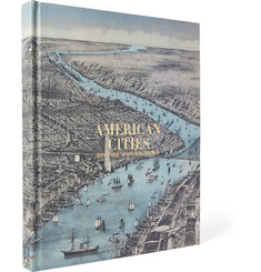 Assouline American Cities: Historic Maps And Views Hardcover Book