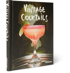 Assouline - Vintage Cocktails Hardcover Book
