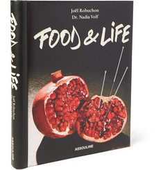 Assouline Food & Life Hardcover Book