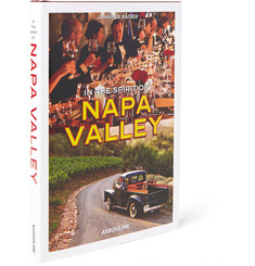 Assouline In the Spirit of Napa Valley Hardcover Book