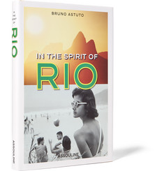 Assouline In the Spirit of Rio Hardcover Book
