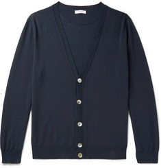 Boglioli Cotton Cardigan