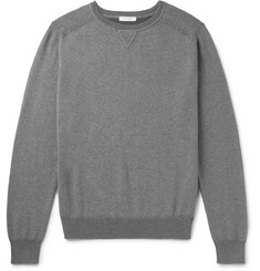 Boglioli Cotton and Cashmere-Blend Sweater