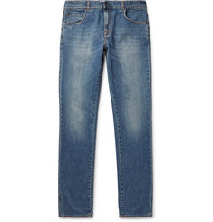 Boglioli - Slim-Fit Stretch-Denim Jeans