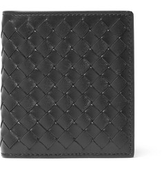 Bottega Veneta - Intrecciato Leather Billfold Wallet