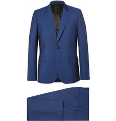 Paul Smith Blue Soho Slim-Fit Wool and Mohair Blend Suit