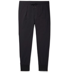 Paul Smith Slim-Fit Stretch-Wool Drawstring Trousers