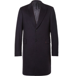 Paul Smith Slim-Fit Wool and Cashmere-Blend Overcoat