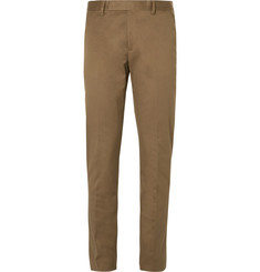 Paul Smith Slim-Fit Stretch-Cotton Twill Chinos