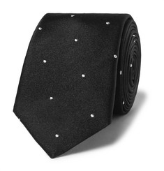 Paul Smith Polka-Dot Silk Tie