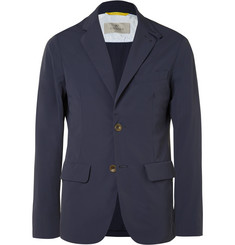 Canali Slim-Fit Water-Resistant Shell Blazer