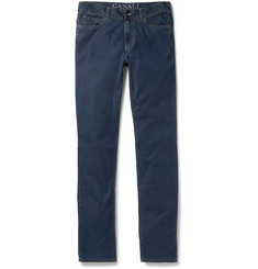 Canali Slim-Fit Denim Jeans