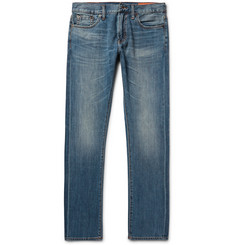 Jean Shop - Jim Slim-Fit Selvedge Denim Jeans