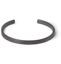 Le Gramme Le 15 Brushed-Ruthenium Cuff